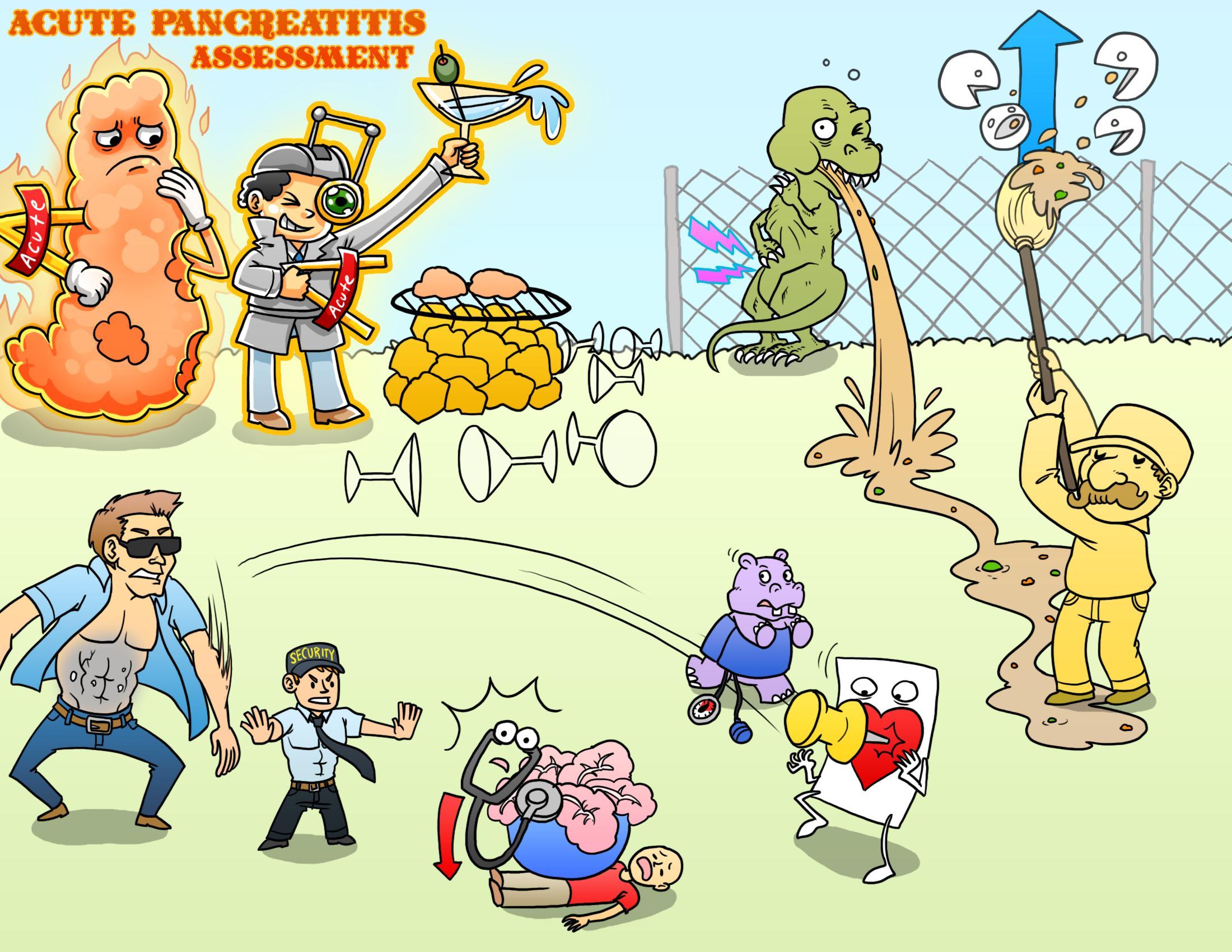 Acute Pancreatitis Assessment