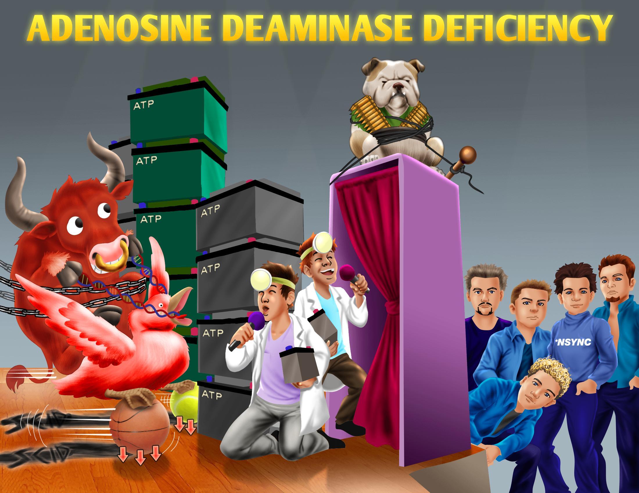 Adenosine Deaminase Deficiency