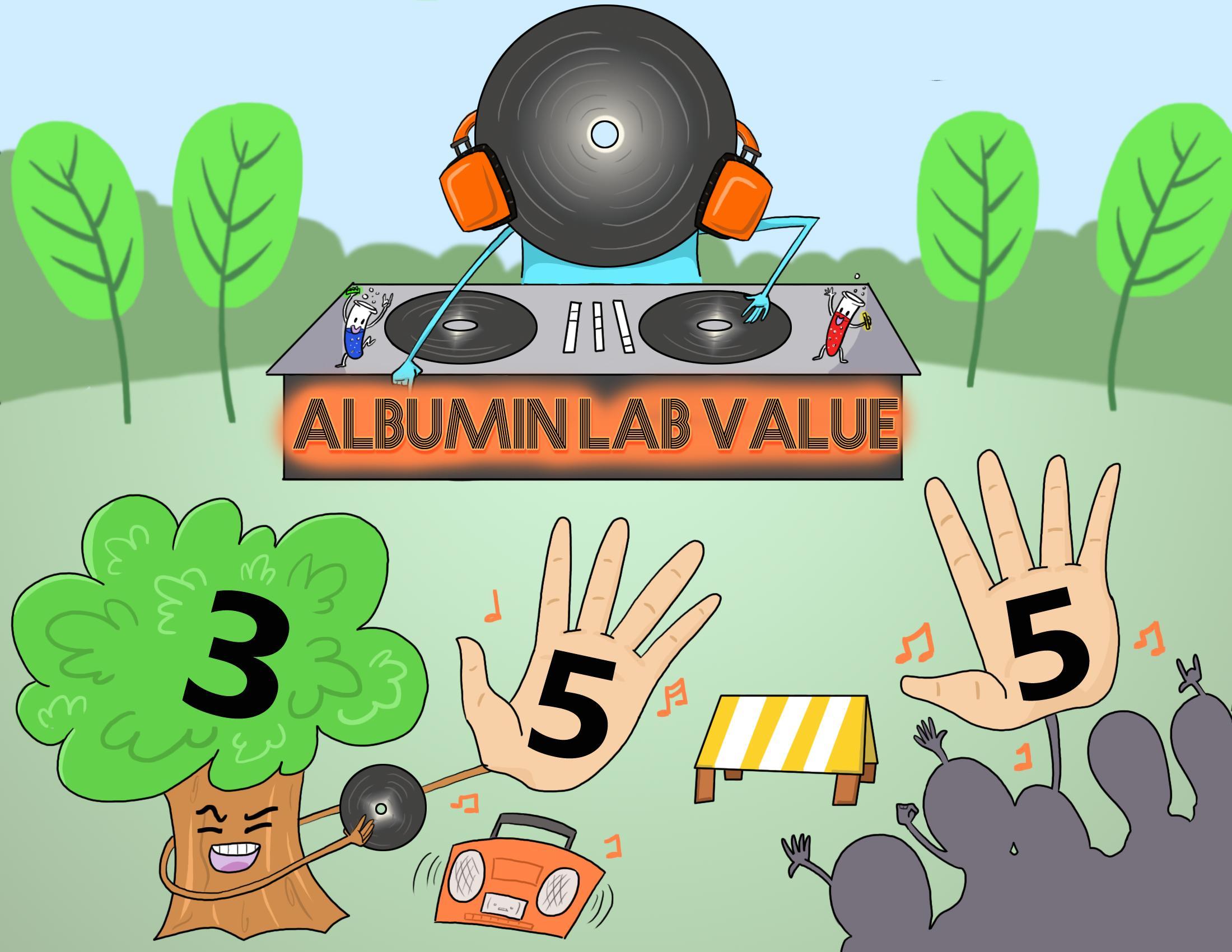 Albumin Lab Value