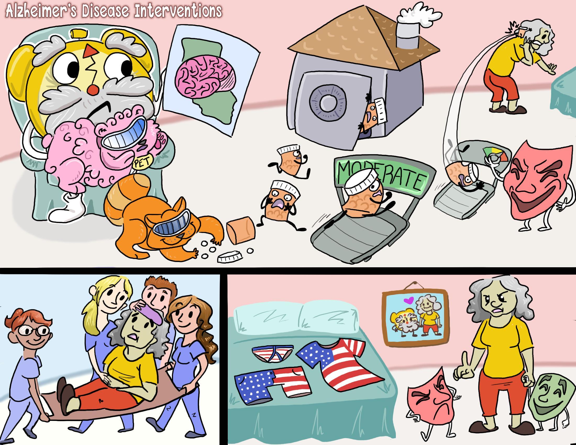 Alzheimer's Disease Interventions