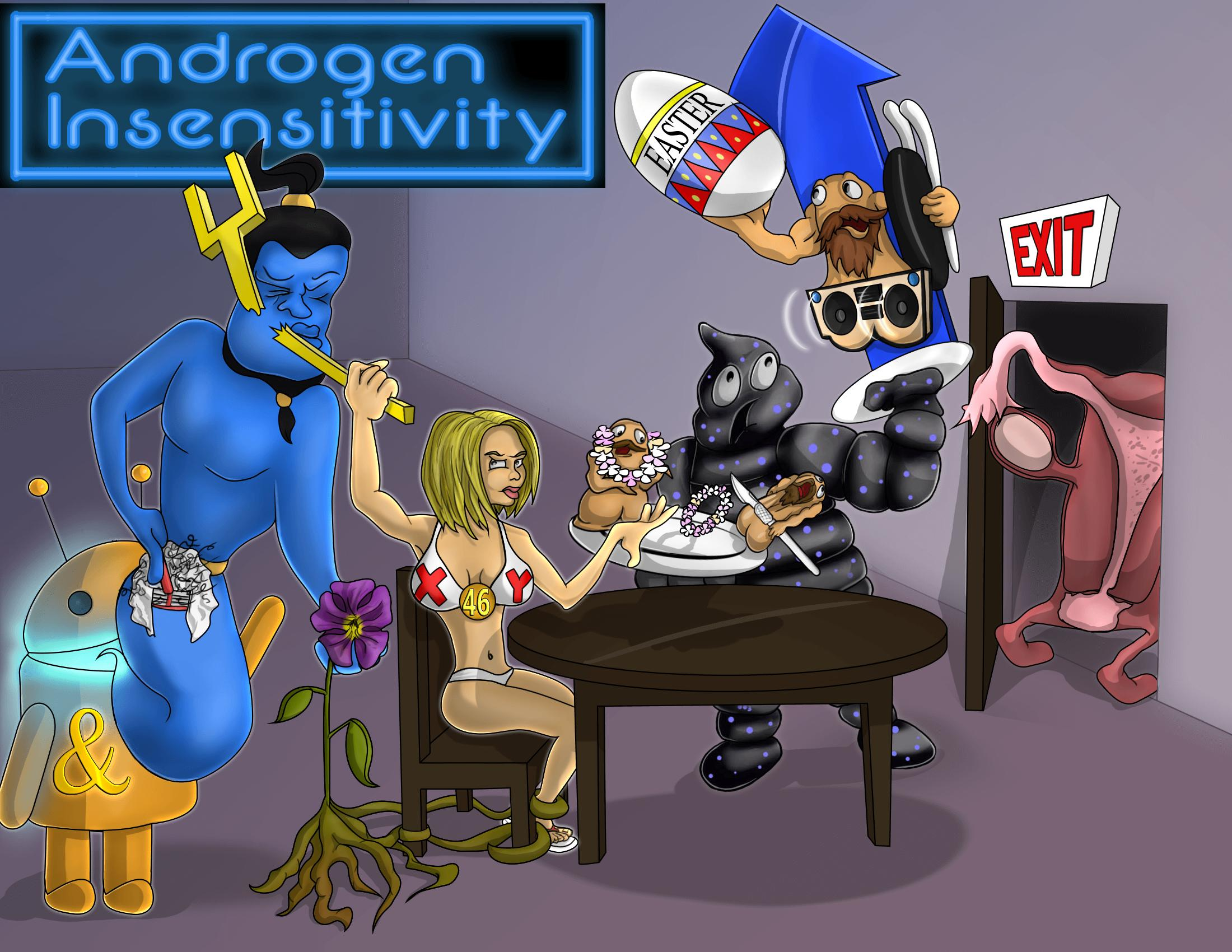Androgen Insensitivity (Complete)