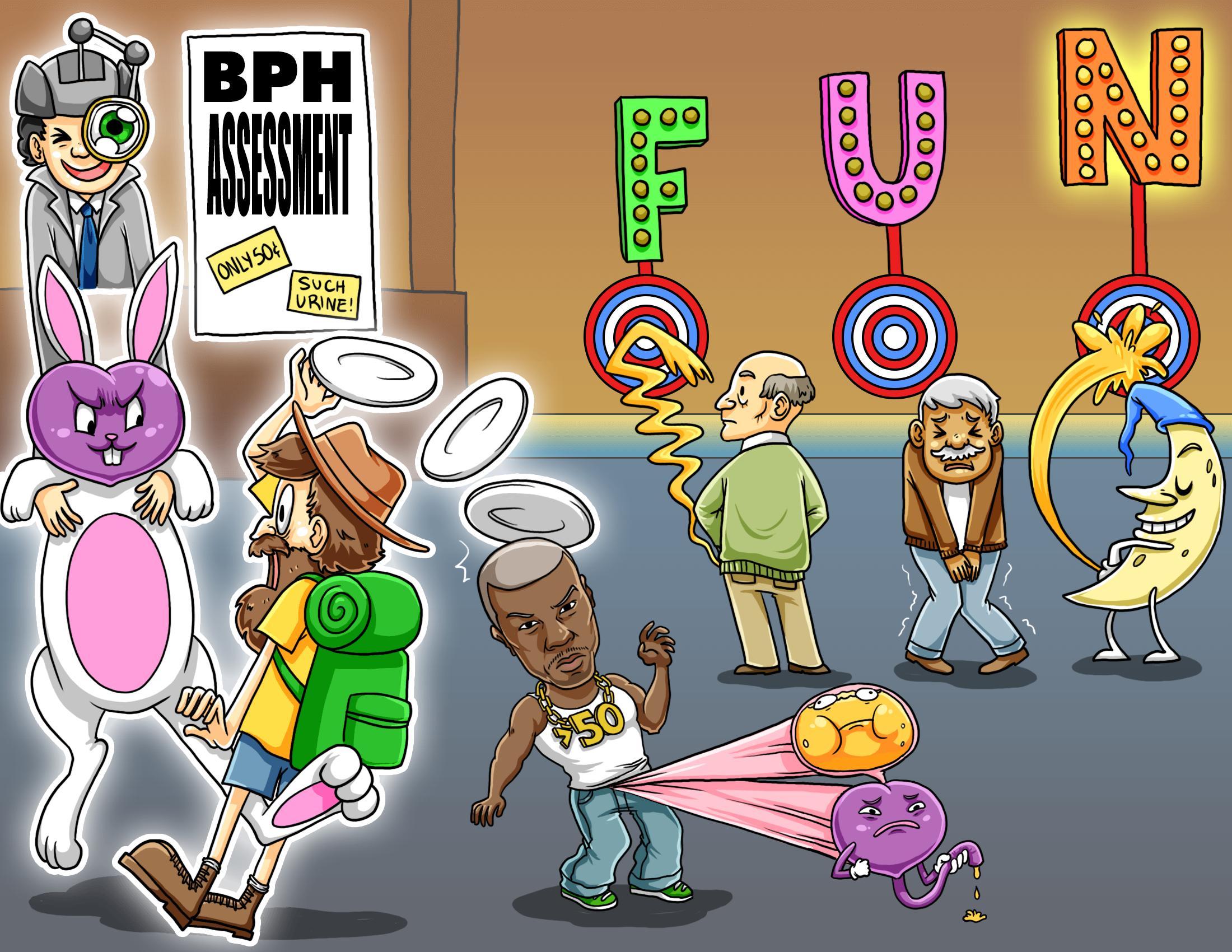 Benign Prostatic Hyperplasia (BPH) Assessment