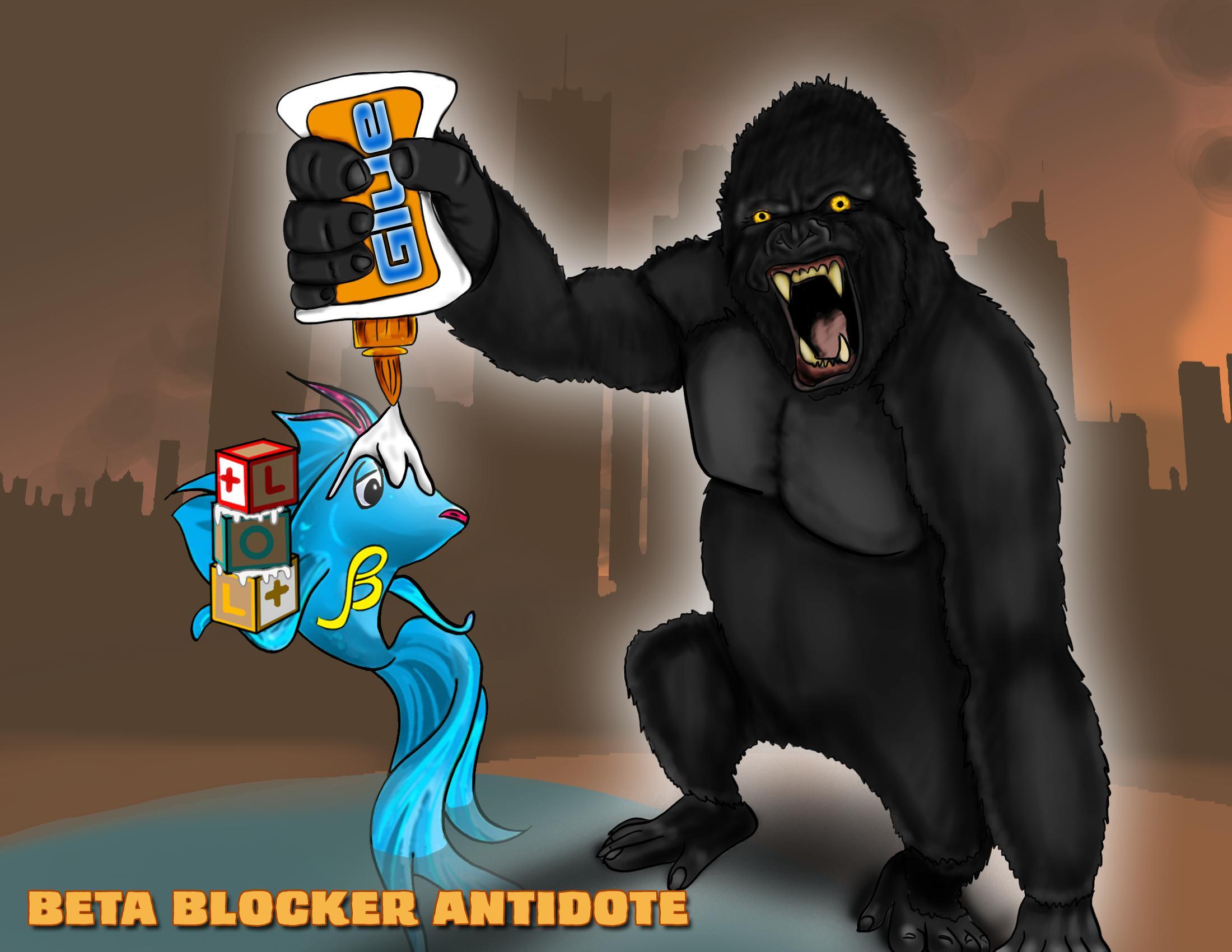 Beta Blocker Antidote