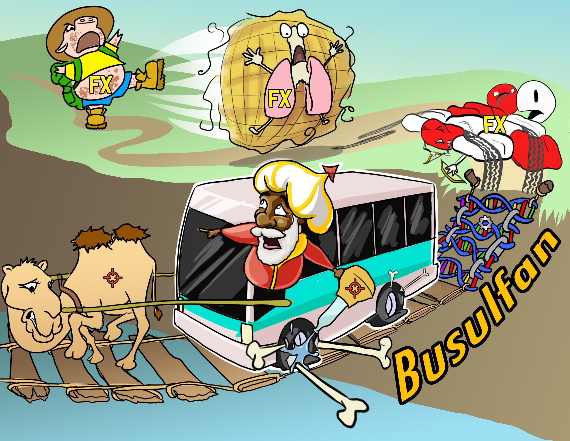 Busulfan