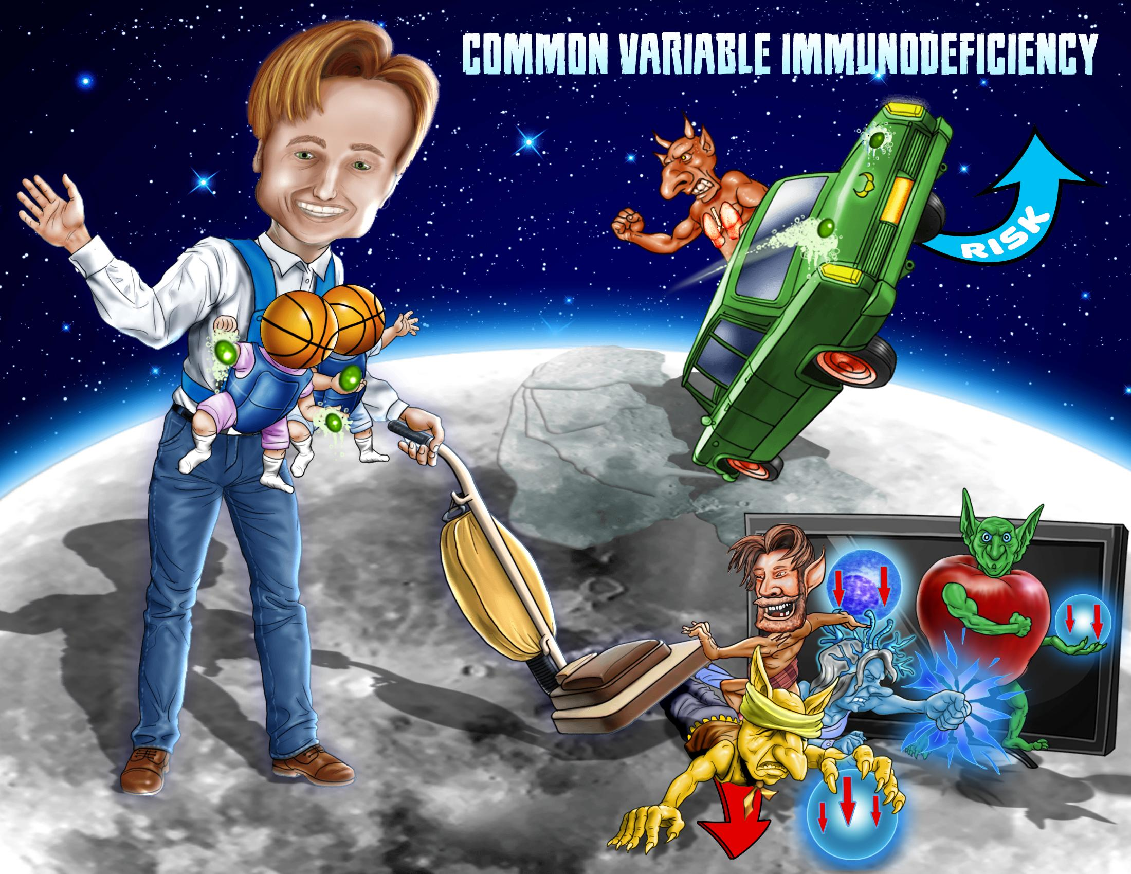 Common Variable Immunodeficiency