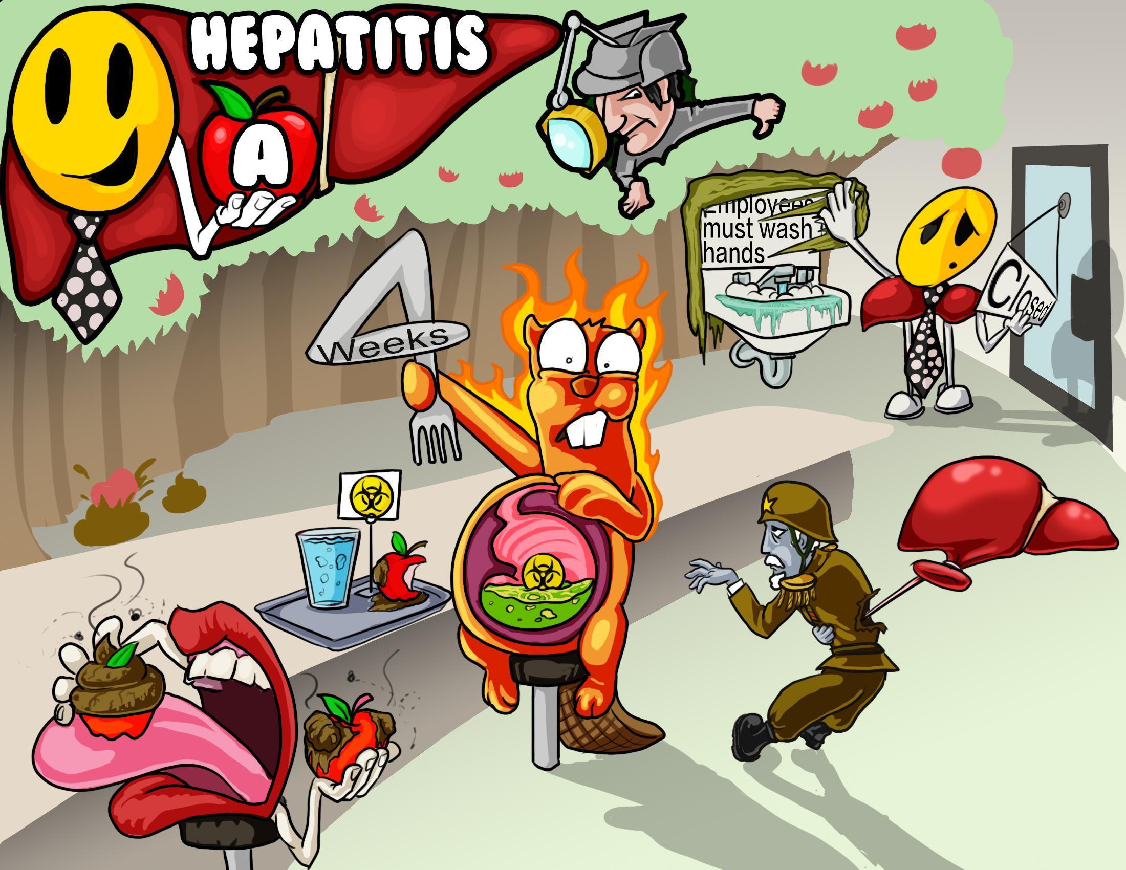 Hepatitis A (HAV) Assessment