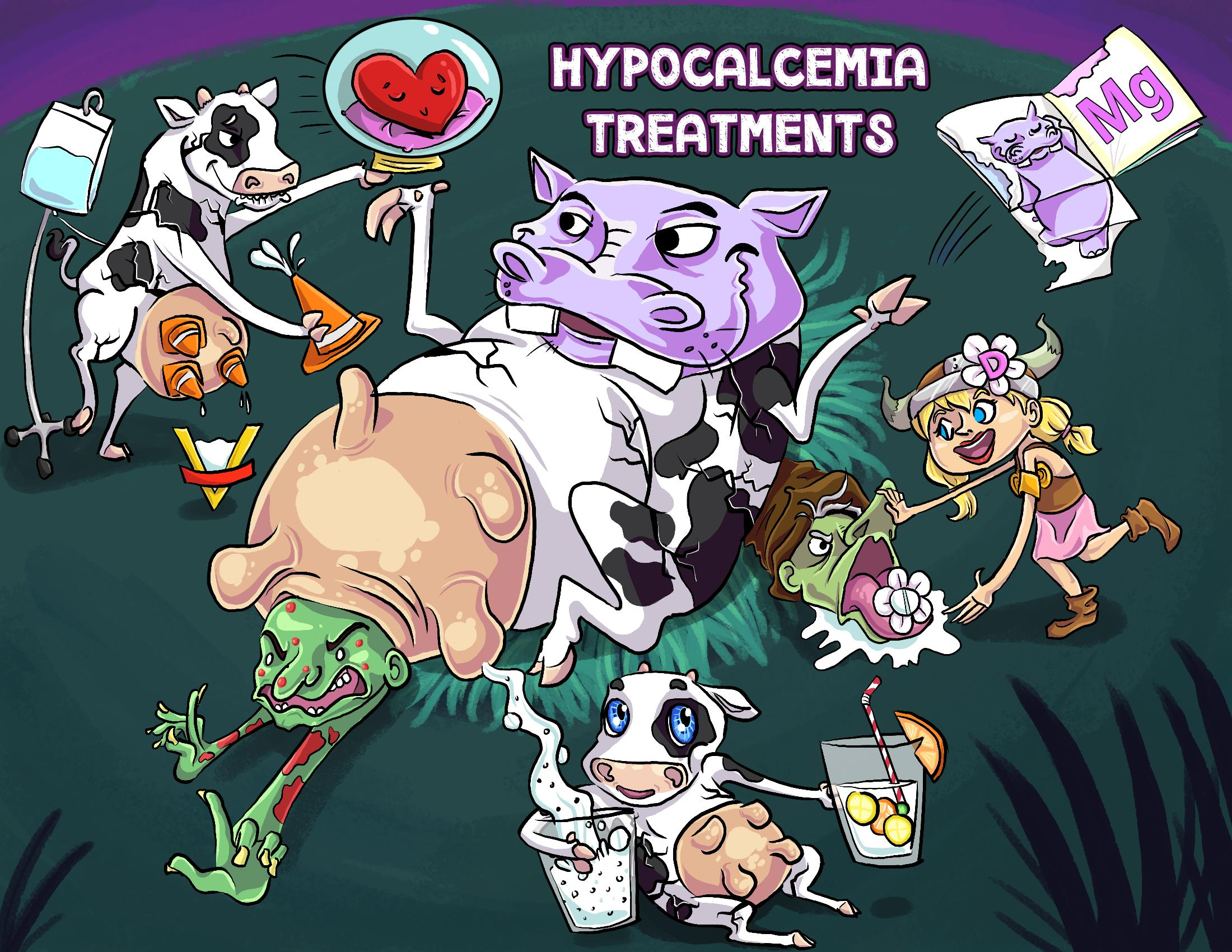 Hypocalcemia Treatments
