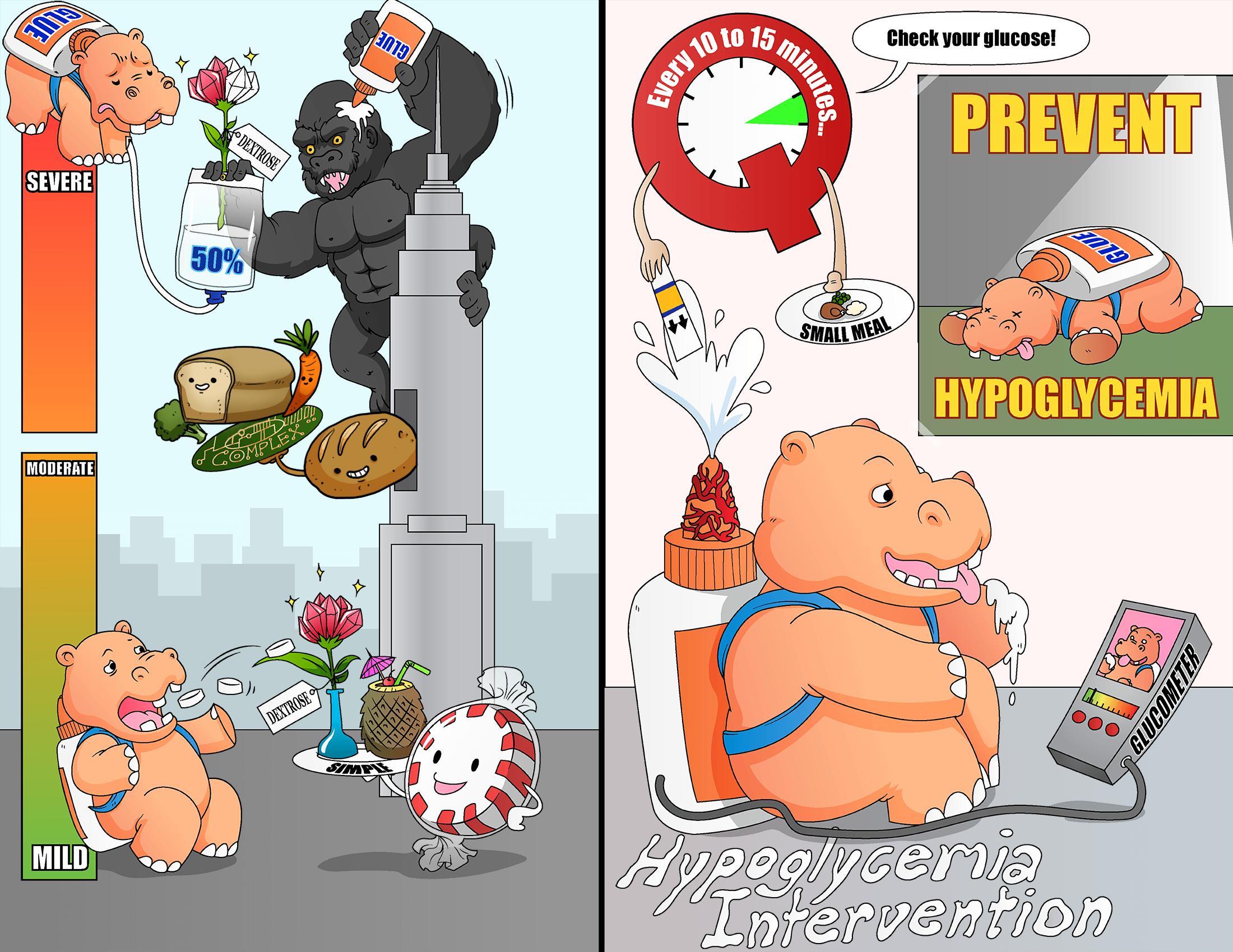 Hypoglycemia Intervention