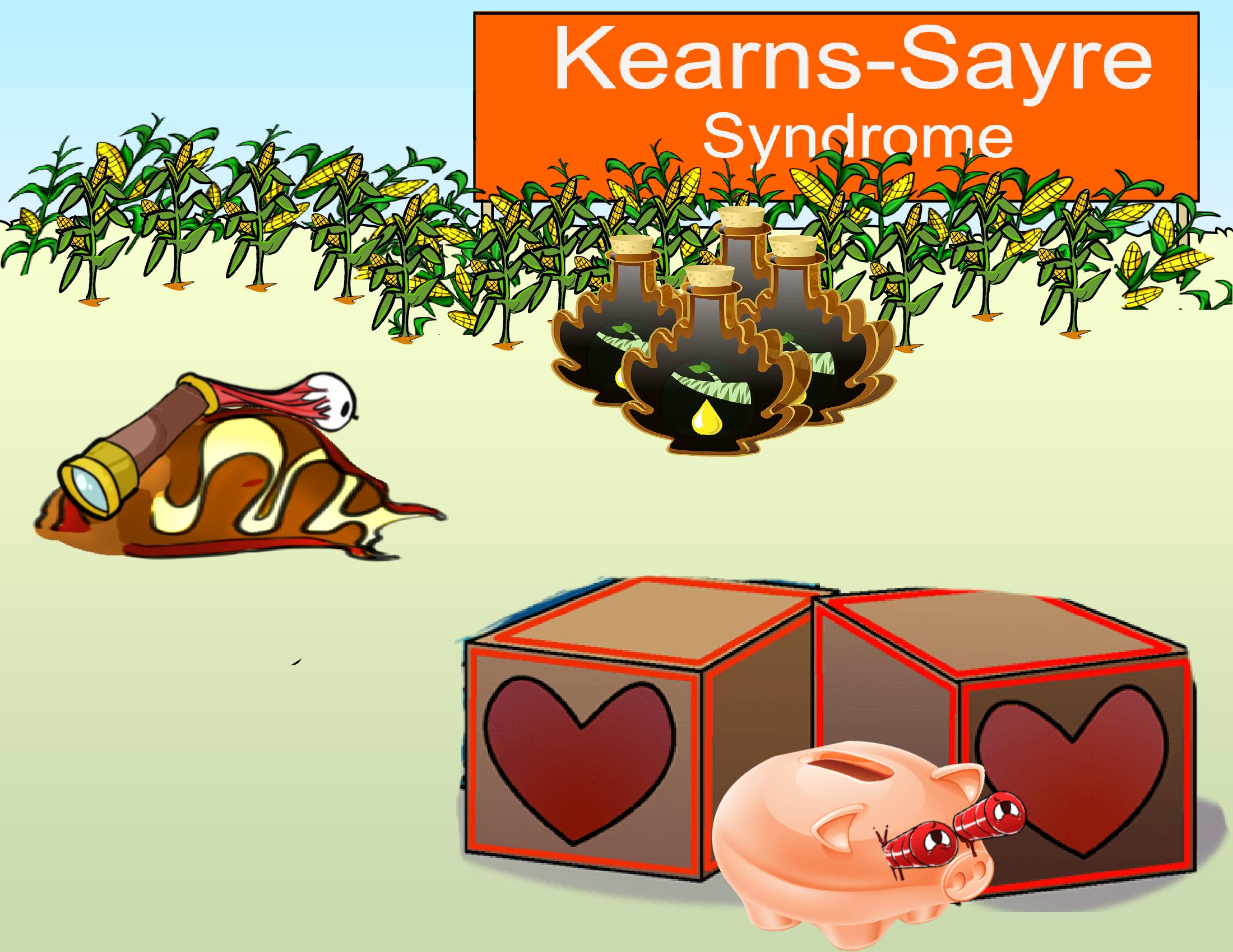 Kearns-Sayre Syndrome