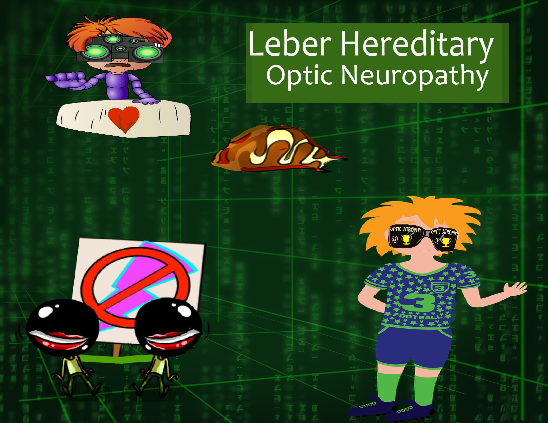 Leber Hereditary Optic Neuropathy