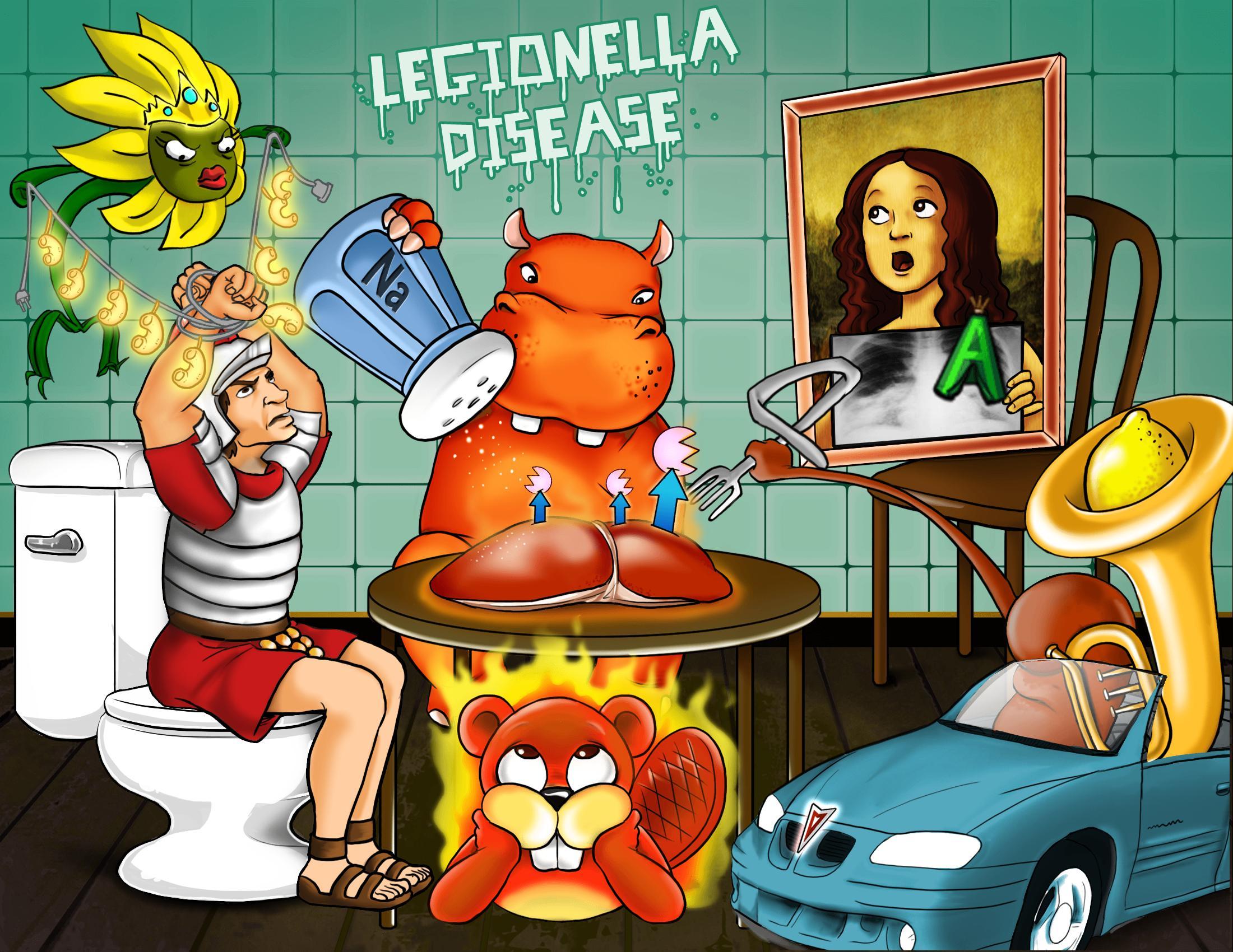 Legionella Disease