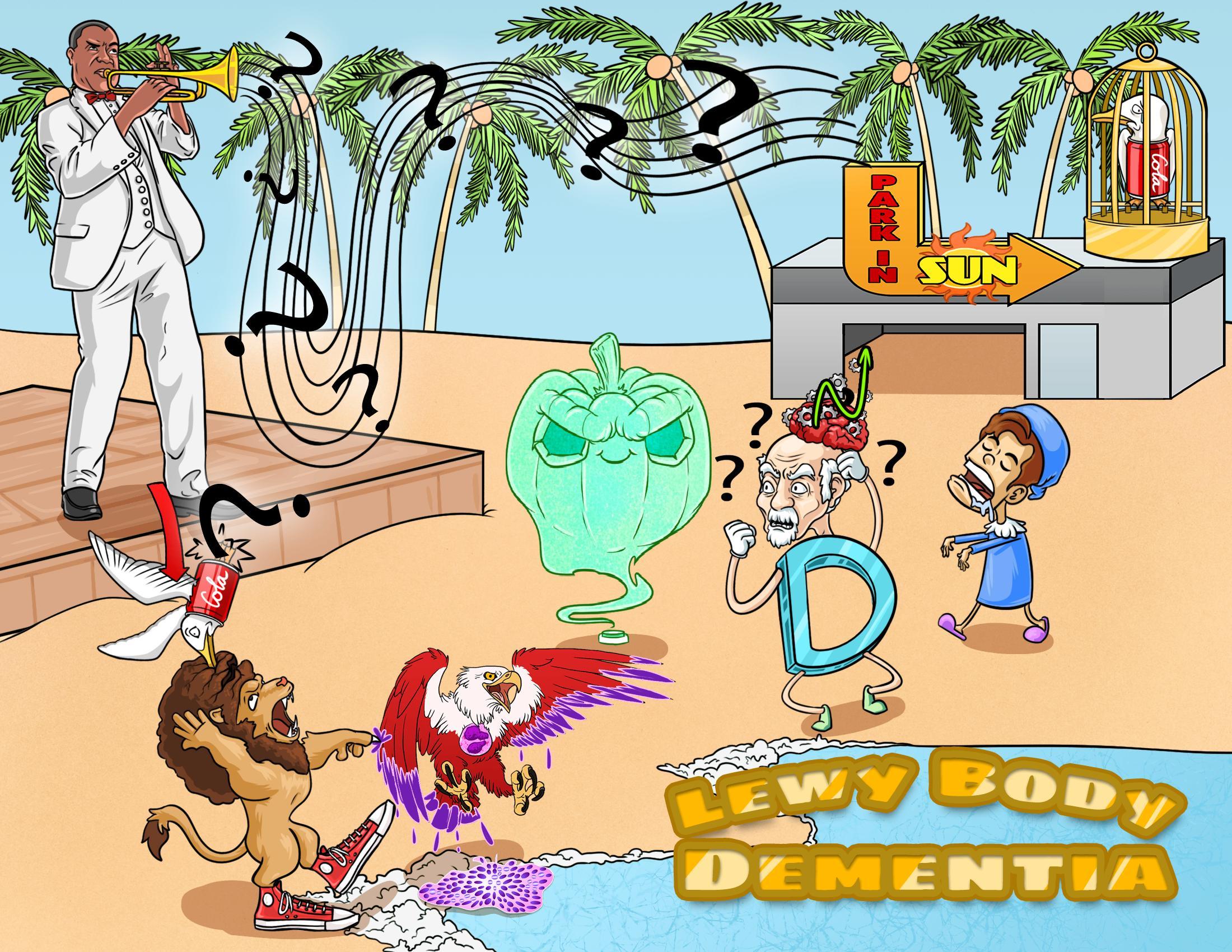 Lewy Body Dementia