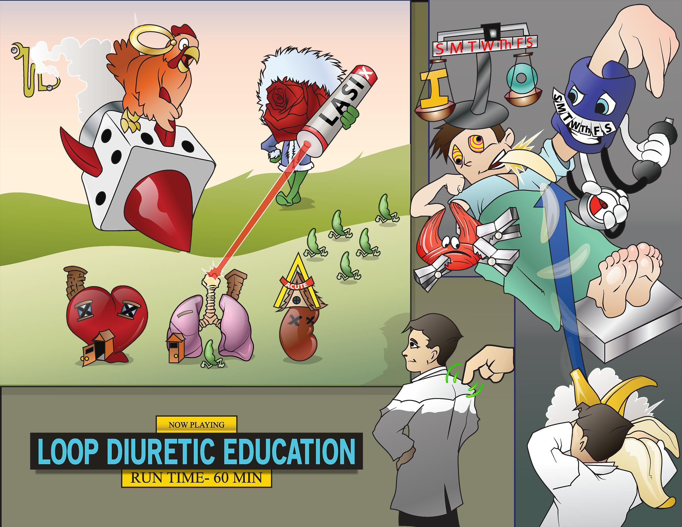 Loop Diuretic Education