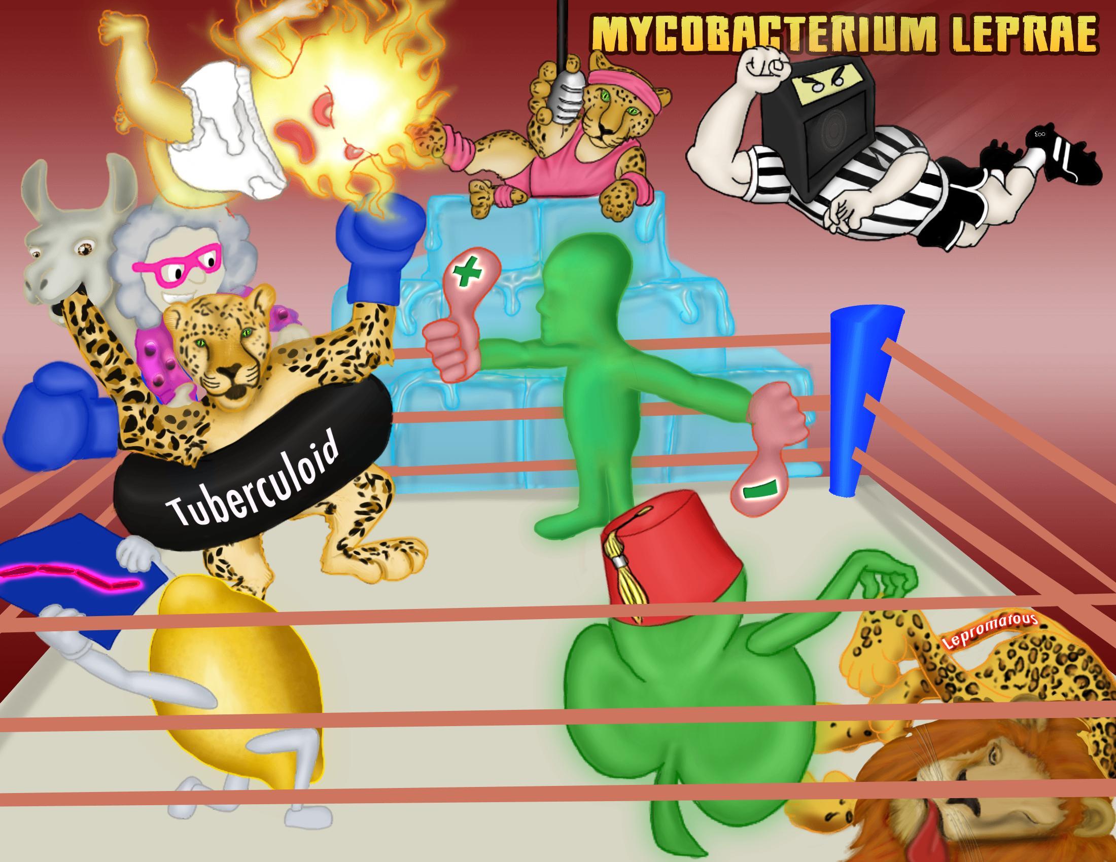 Mycobacterium leprae