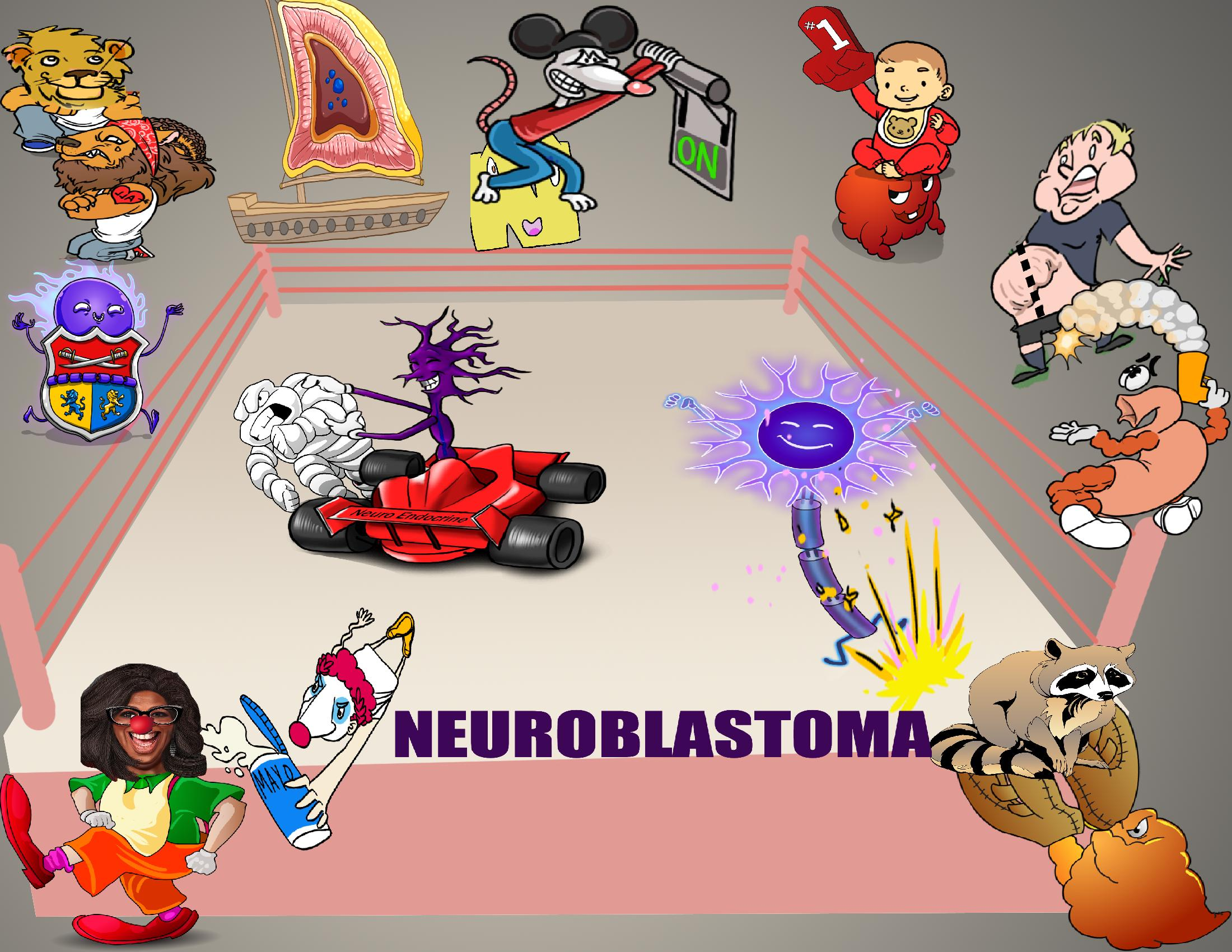 Neuroblastoma Characteristics and Presentation