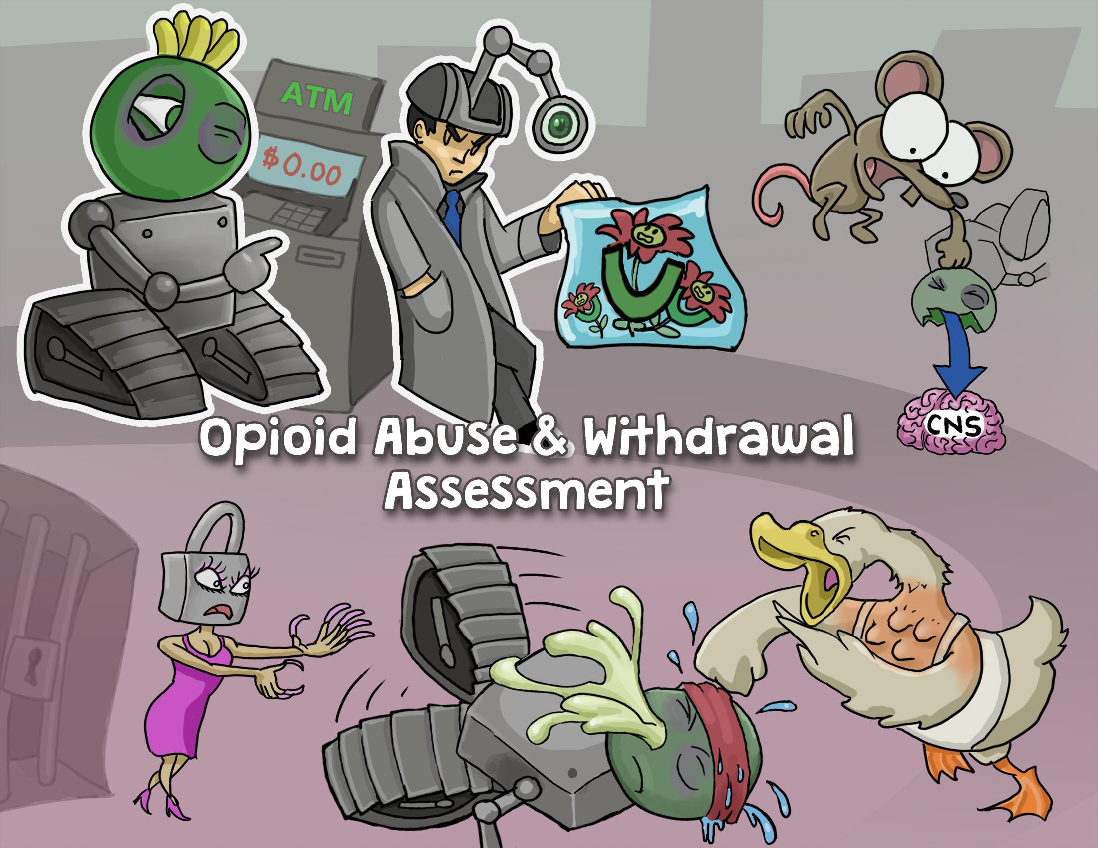 Opioid Abuse and Withdrawal Assessment