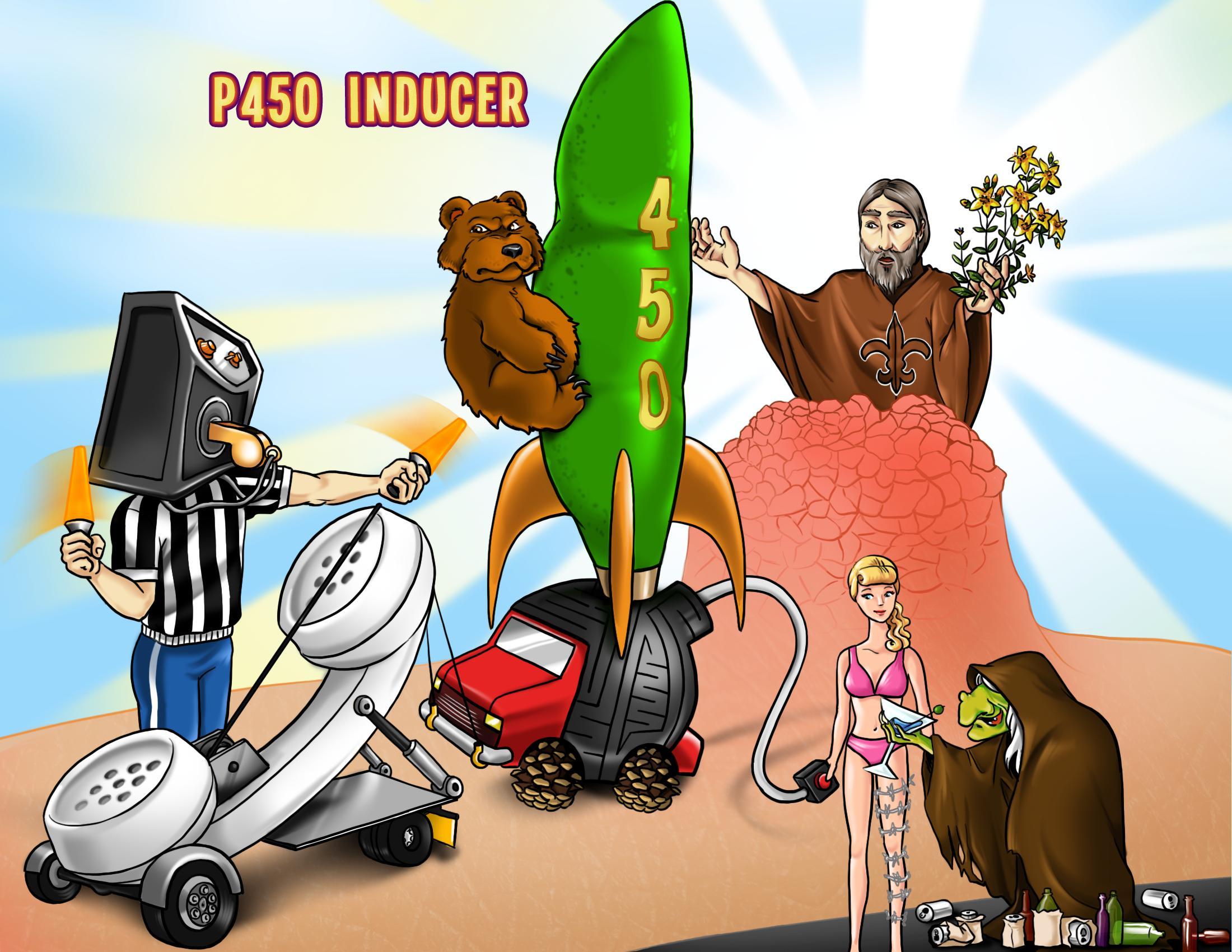 P450 Inducer