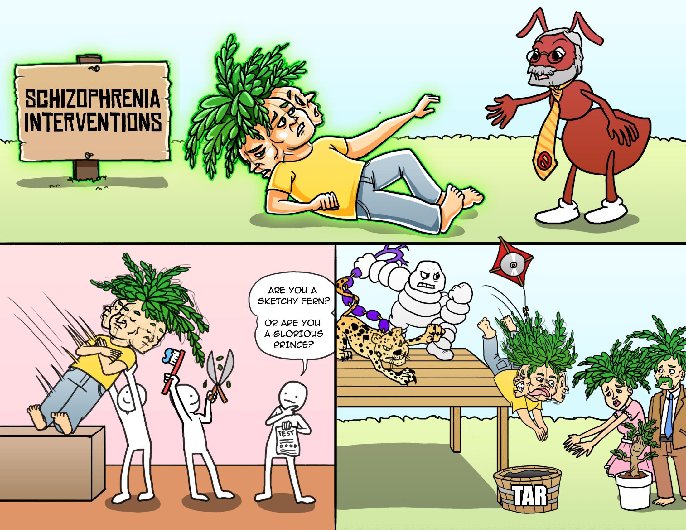 Schizophrenia Interventions