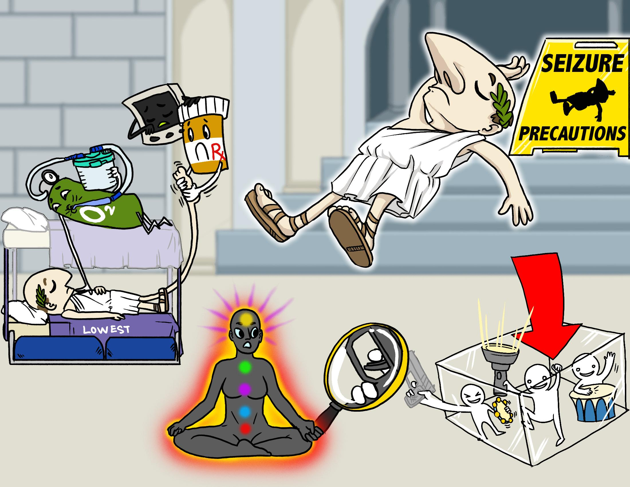 Seizure Precautions