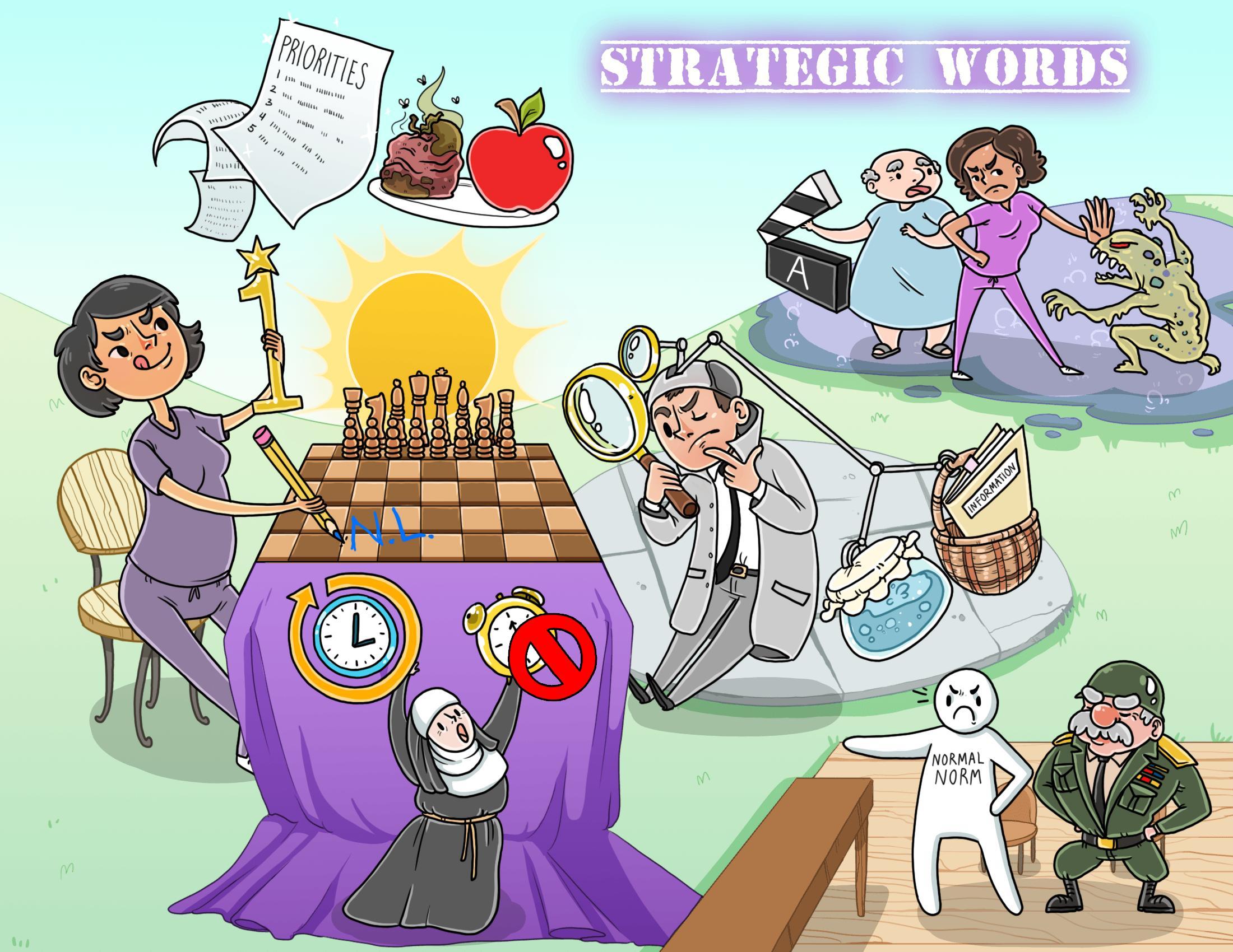 Strategic Words