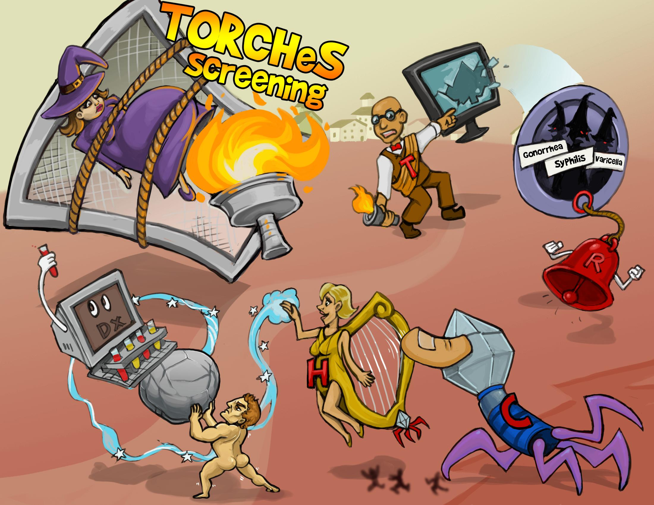 TORCHeS Screening
