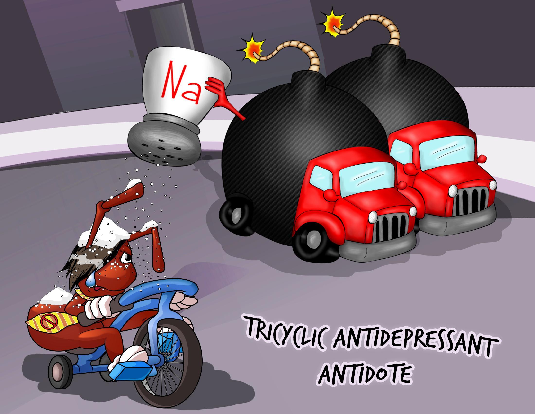 Tricyclic Antidepressant (TCA) Antidote