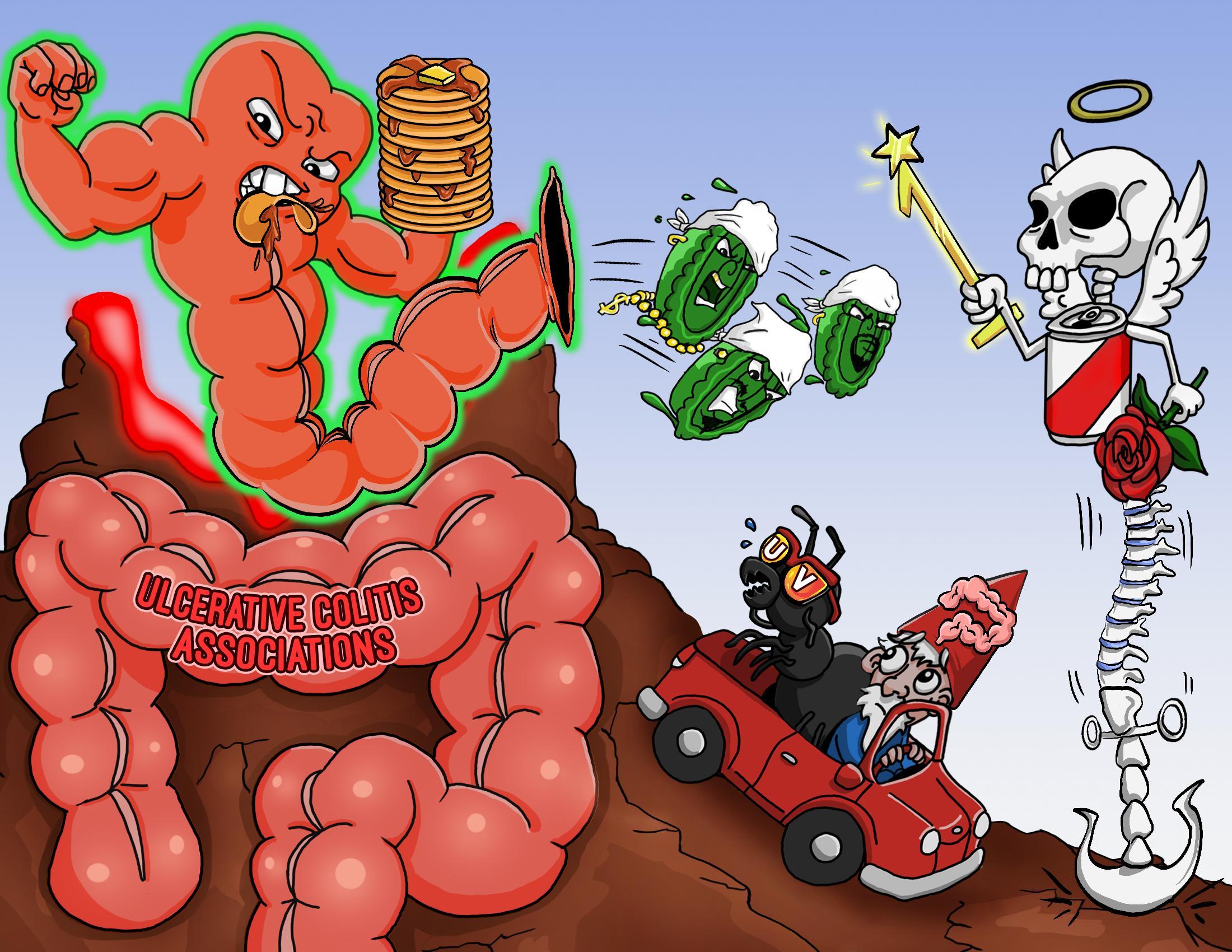 Ulcerative Colitis Associations