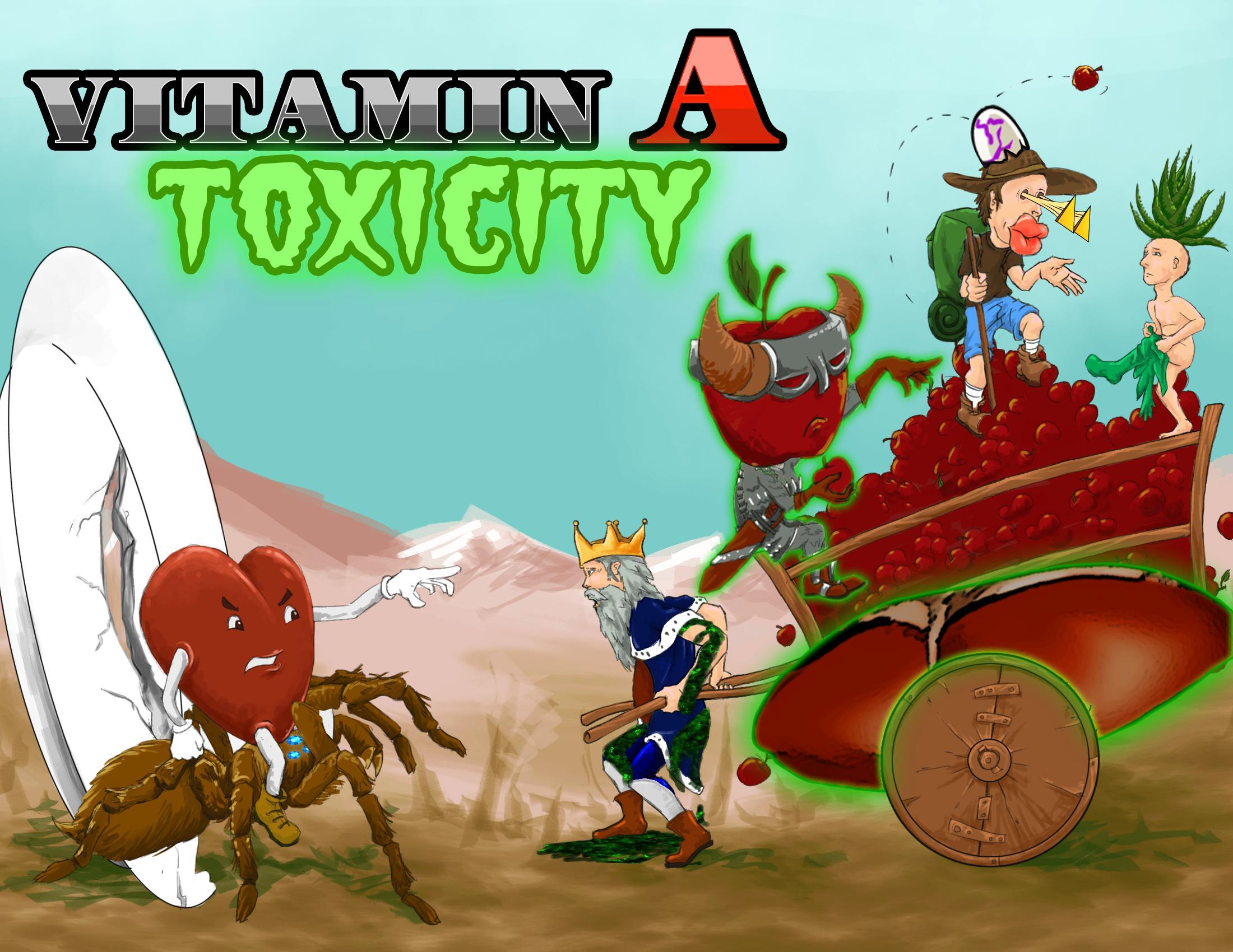 Vitamin A (Retinol) Toxicity
