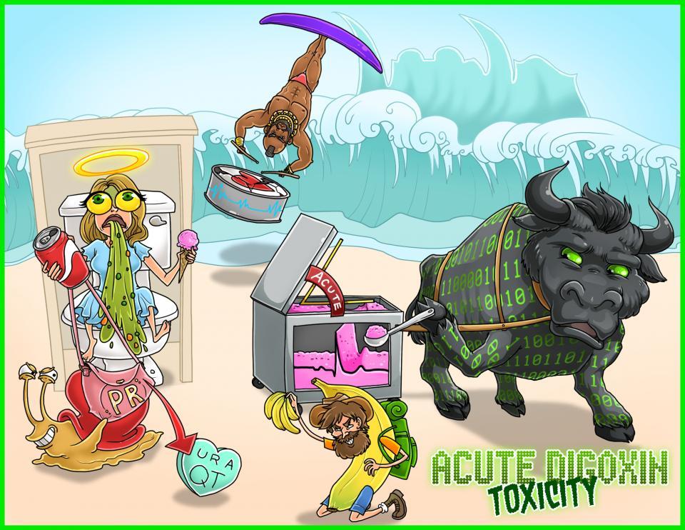 Acute Digoxin Toxicity