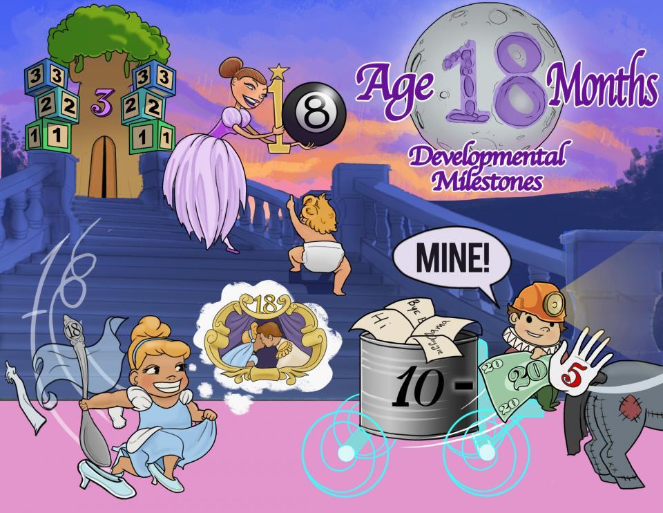 Age 18 Months - Developmental Milestones