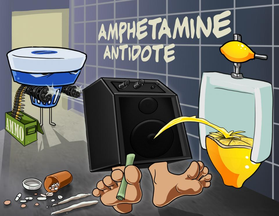 Amphetamine Antidote
