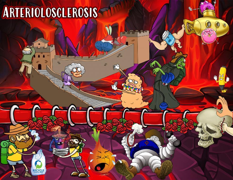 Arteriolosclerosis