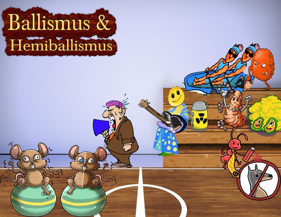 Ballismus and Hemiballismus