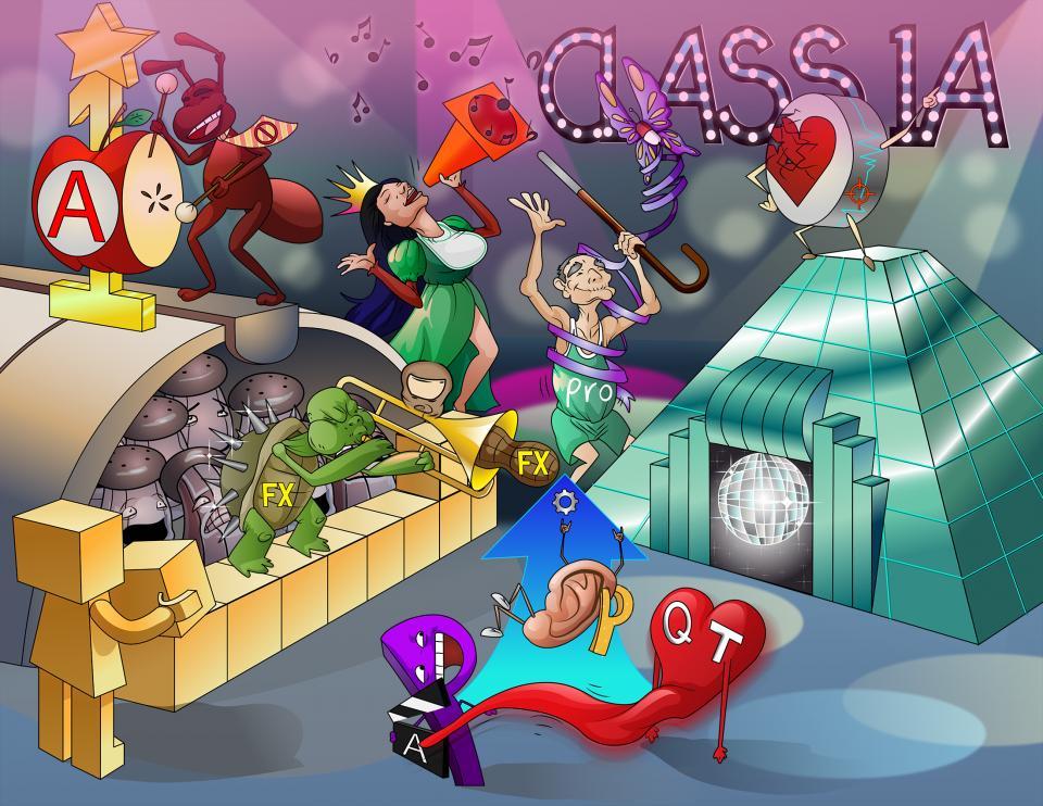 Class IA Antiarrhythmics (Na+ Channel Blockers)