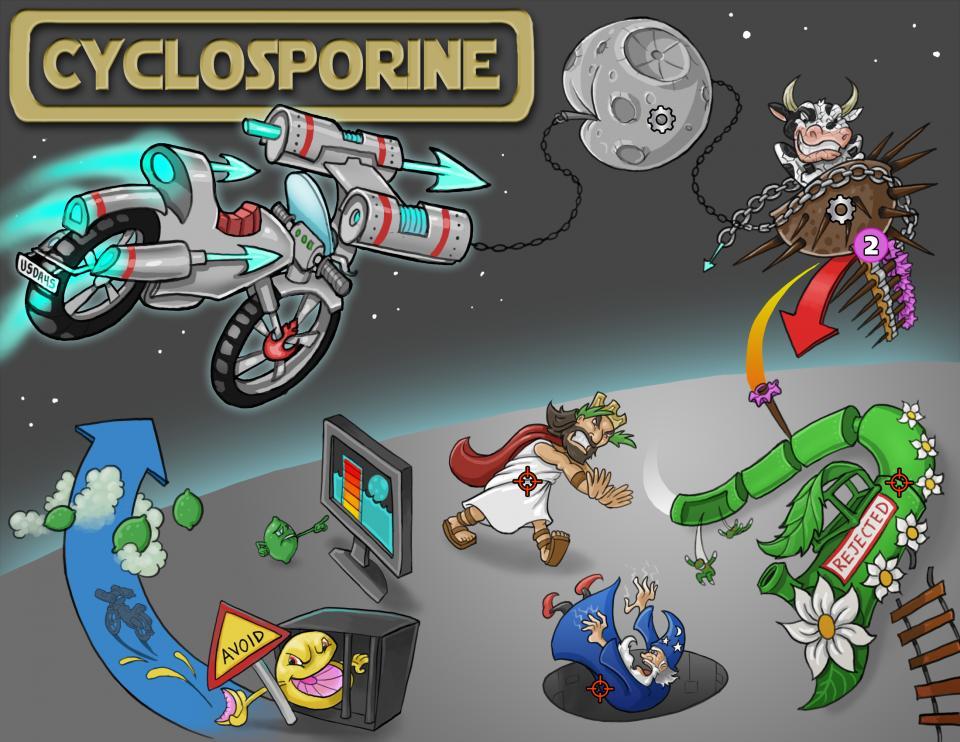 Cyclosporine (Sandimmune) Overview