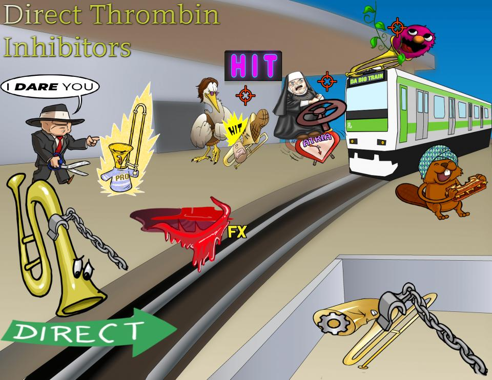 Direct Thrombin Inhibitors