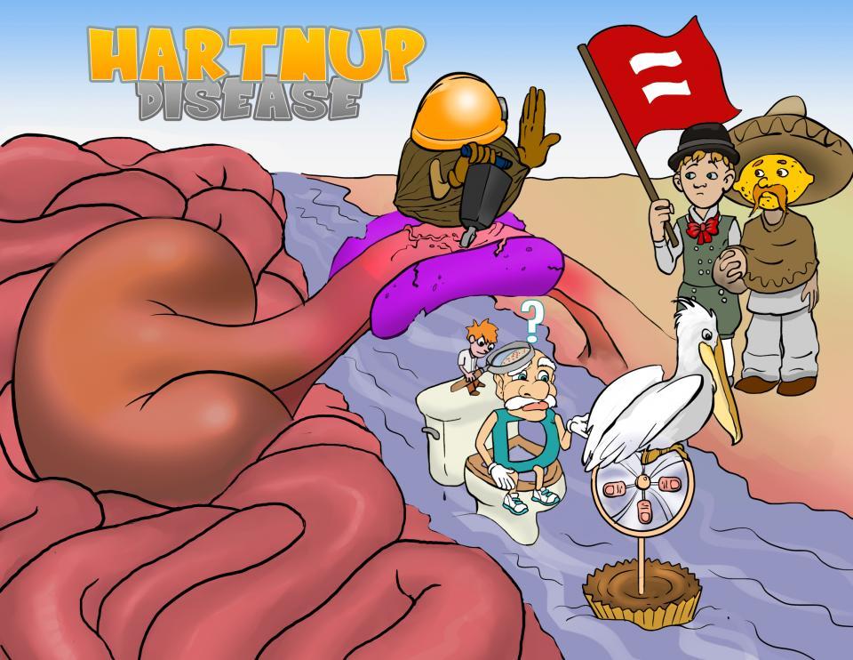 Hartnup Disease