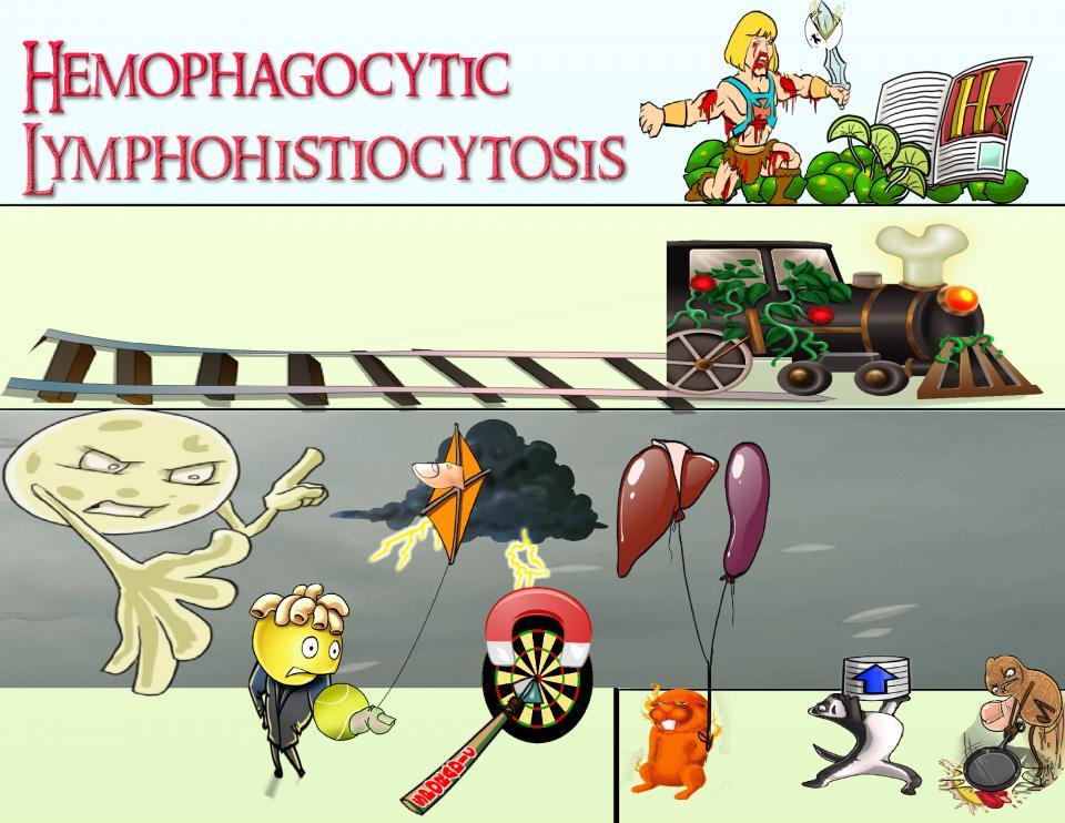 Hemophagocytic Lymphohistiocytosis