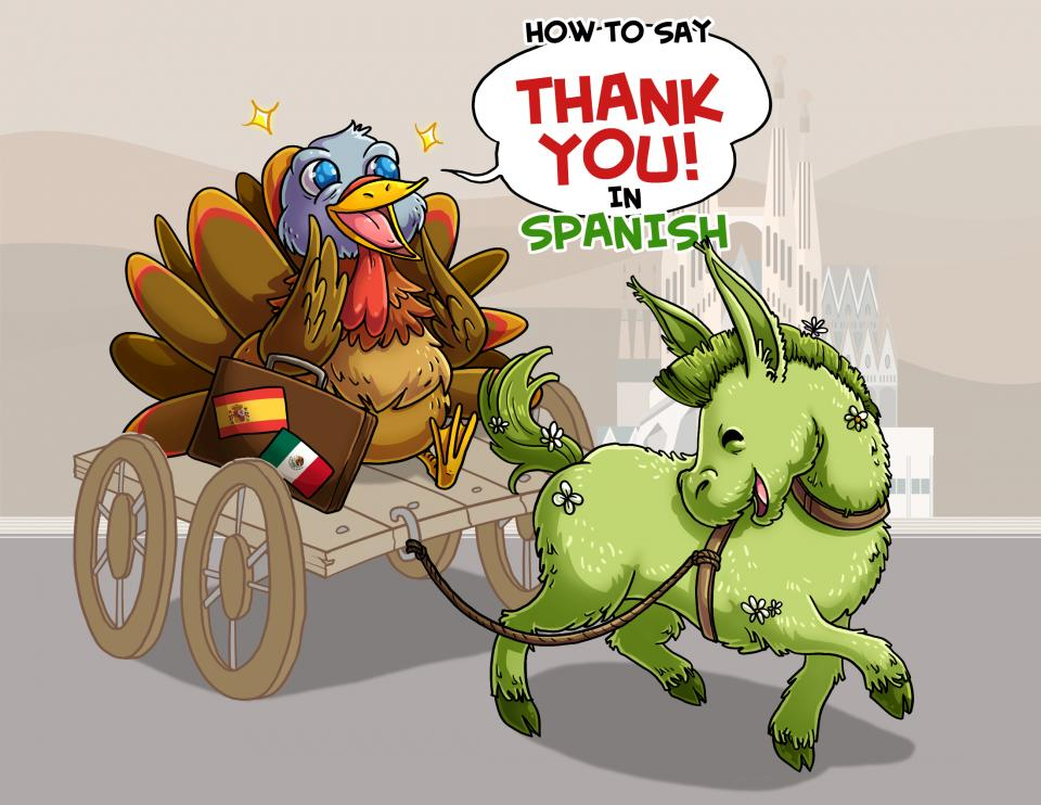 How to Say Thank You in Spanish