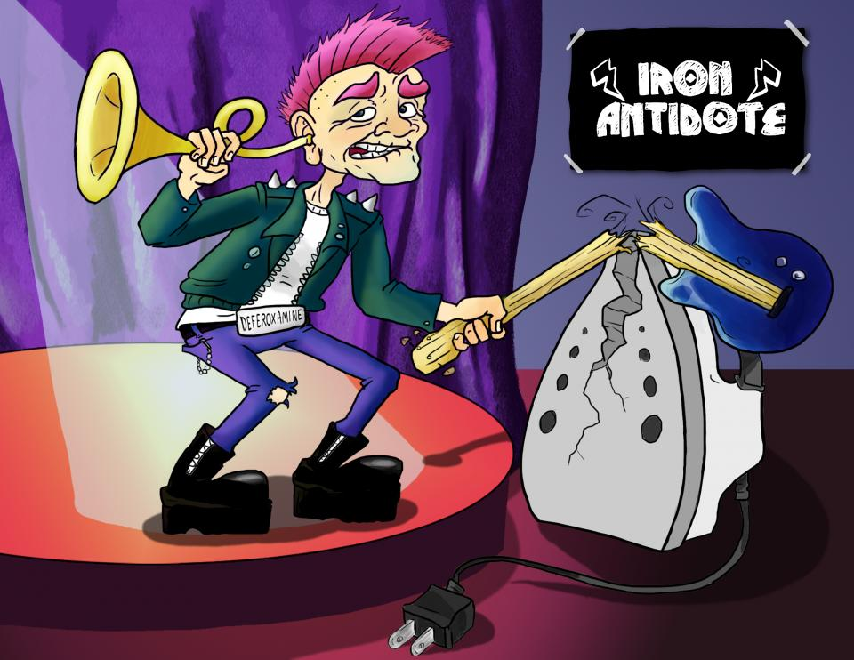 Iron Antidote