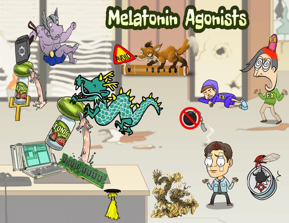 Melatonin Agonists