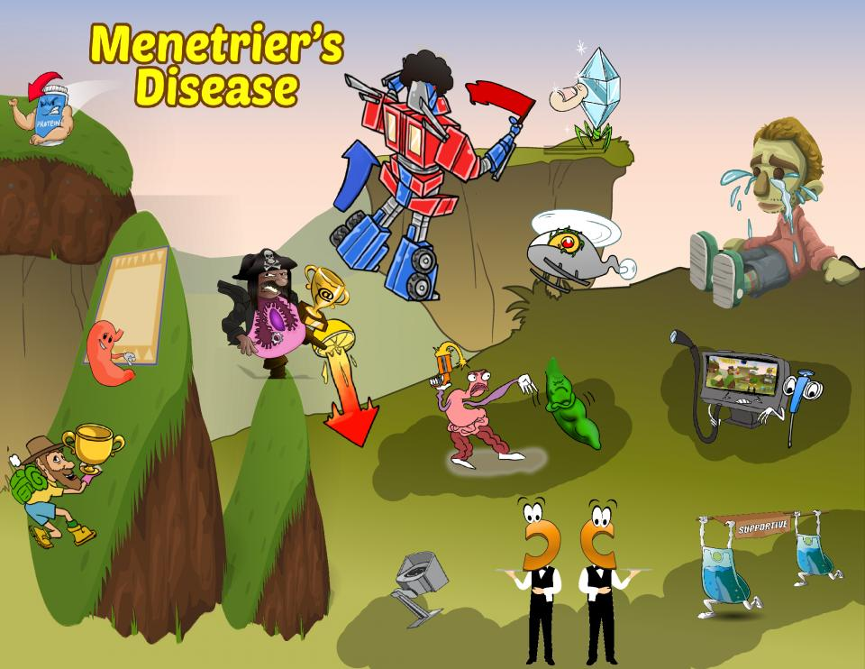Ménétrier's Disease