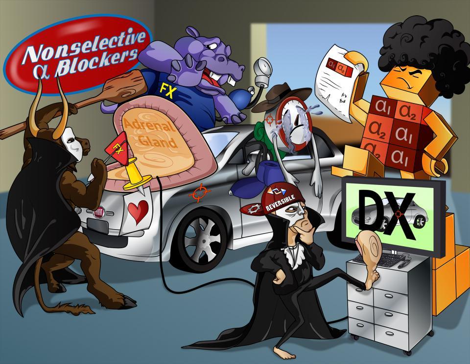 Nonselective Alpha-Blockers