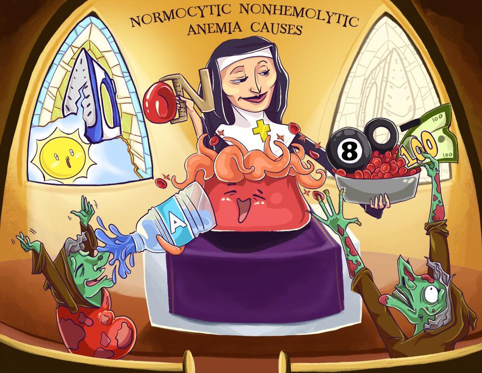 Normocytic Nonhemolytic Anemia Causes
