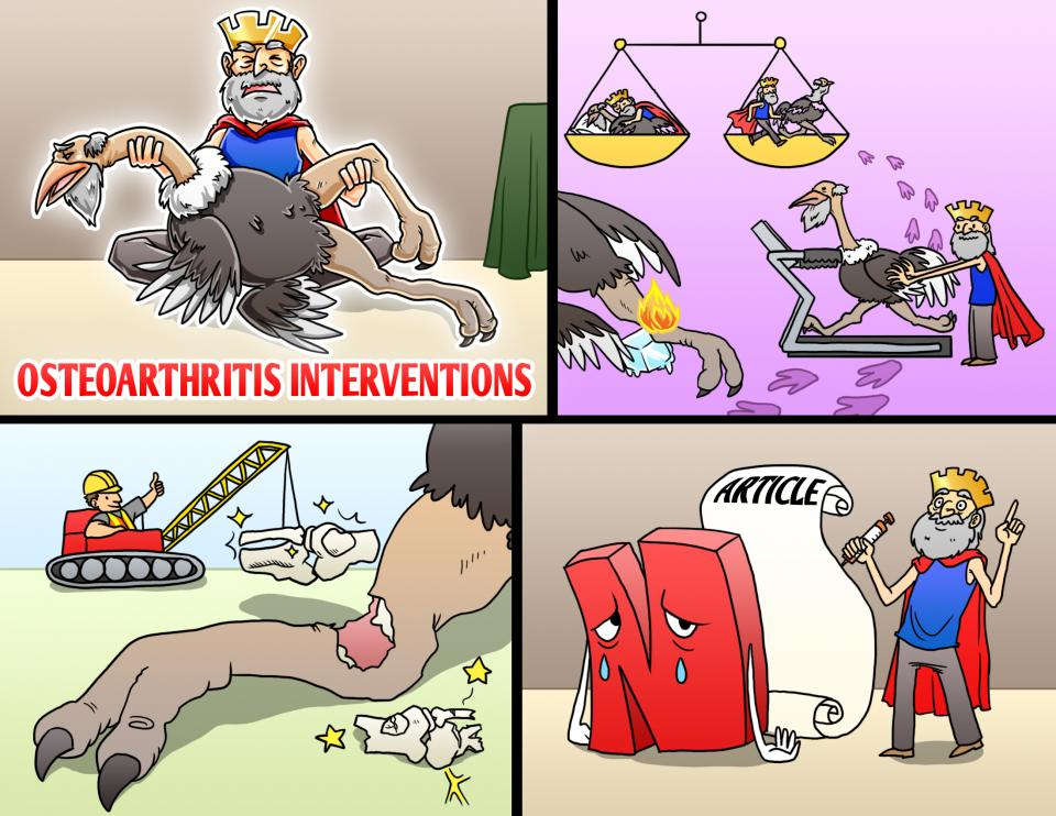 Osteoarthritis Interventions