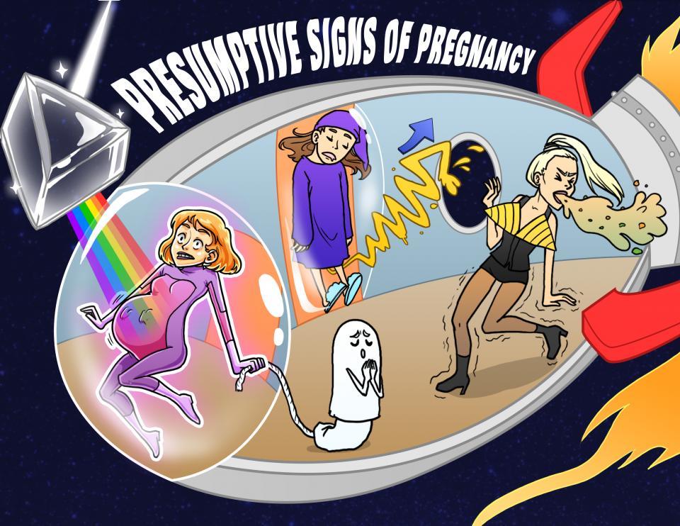 Presumptive Signs of Pregnancy