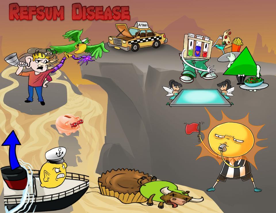 Refsum Disease
