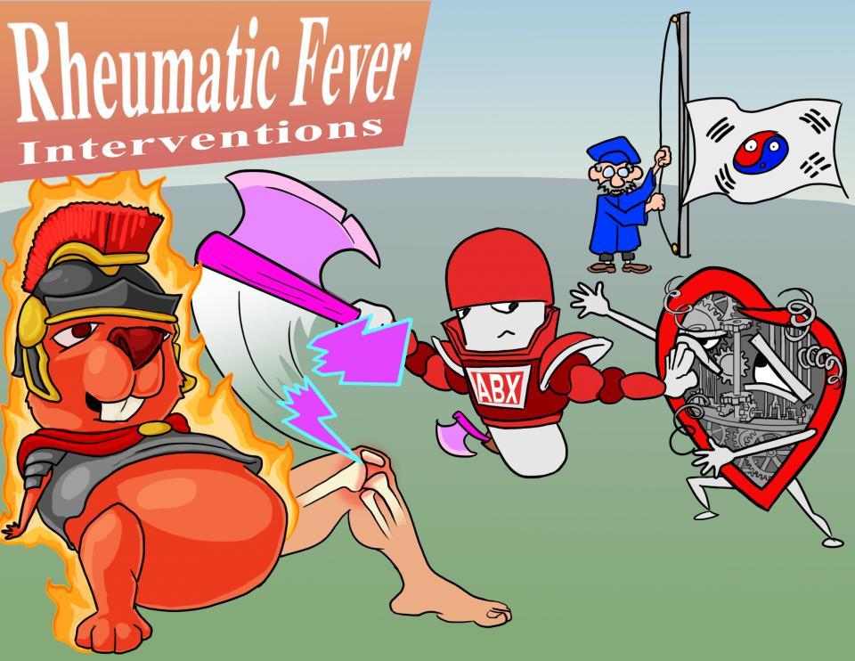 Rheumatic Fever Interventions