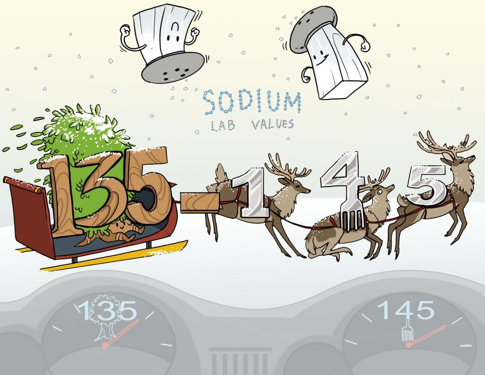 Sodium (Na+) Lab Value