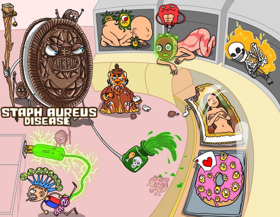 Staphylococcus aureus Disease
